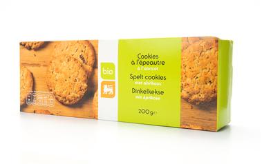 Bio     Delhaize     Cookies | Abrikoos | Bio