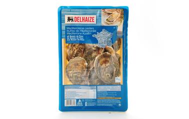 Delhaize          12 Holle oesters | Bassin de Thau | N°3