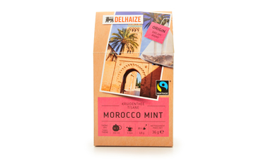 Thee | Morocco Mint | Bio | Fairtrade