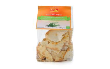Pizza Croccantina | rozemarijn | Bio