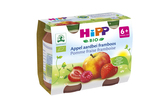 Appel-Aardbei-Framboos   Bio   6M
