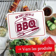 Barbecue Delhaize