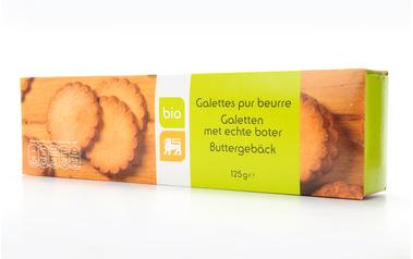 Bio     Delhaize     Galetten | Boter | Bio