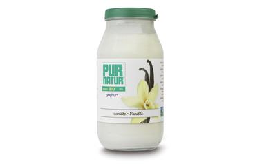 Pur Natur          Yoghurt   Vanille   Bio