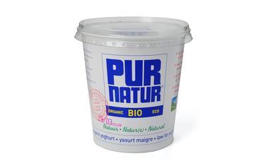 Pur Natur          Yoghurt   Mager   Natuur   Bio