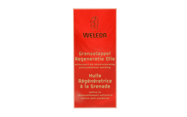 Weleda          Regeneratie olie | Granaatappel | Bio