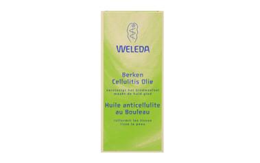 Weleda          Anti-cellulit olie voor het lichaam | Bio