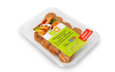 BIO     DELHAIZE     Currysticks   Indian   Vegetarisch   Bio
