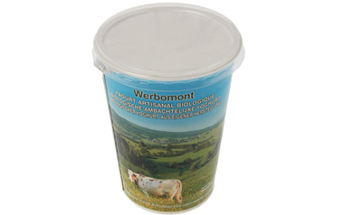 Werbomont          Artisanale yoghurt | Bio