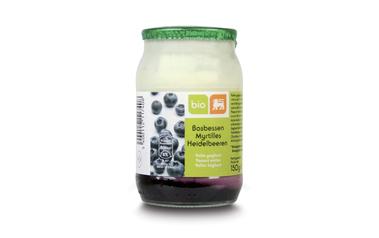 Bio     Delhaize     Yoghurt | Vol | Bosbessen | Bio