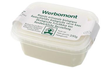 Werbomont          Verse kaas | Artisanaal | Bio