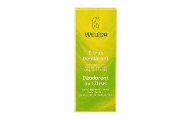 Weleda          Deodorant   Citrus   Bio