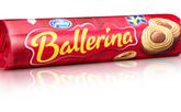 Ballerina | Koekjes nogacrèmevulling