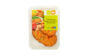 DELHAIZE     BIO     Groenteburger | Vegetarisch | Bio