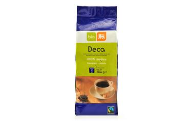 Bio     Delhaize     Koffie | Cafeïnevrij | Gemalen | Bio | FT