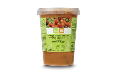 Bio     Delhaize     Soep | Tomatenroom | Bio