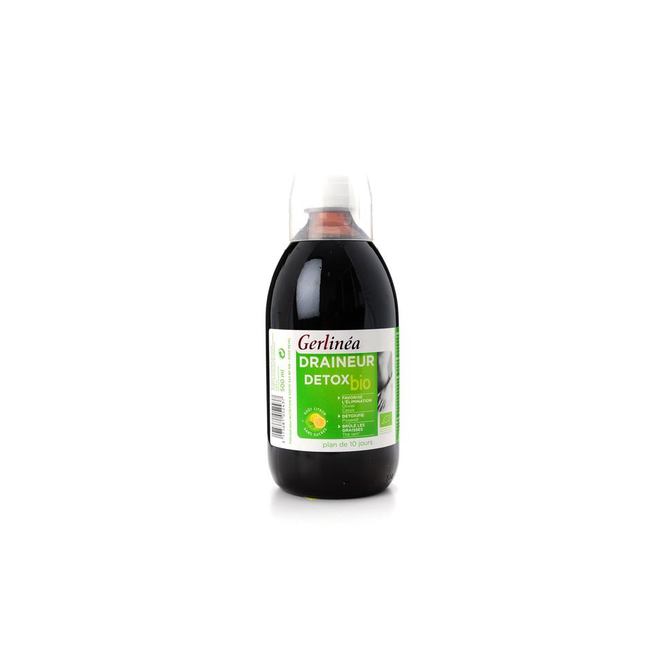 Draineur detox   Bio   Vitamines   Régime spécifique