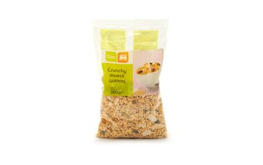 Bio | Muesli | Granola & quinoa fruit & zaden