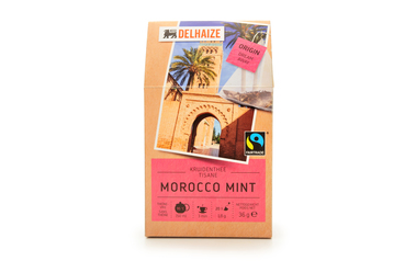 Thee | Morocco Mint | Bio | Fairtrade