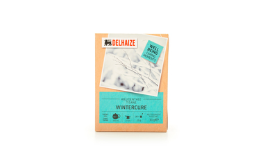 Bio      Delhaize      Kruidenthee | Winter cure | Bio
