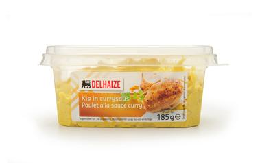 Delhaize          Salade | Kip | Kerriesaus