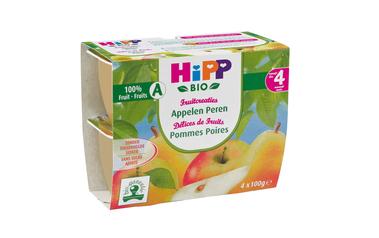 Hipp          Appelen-Peren   Bio   4M