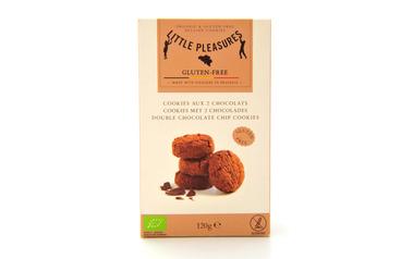 Cookies | Chocolade | Glutenvrij | Bio