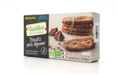 Ontbijtkoek | Glutenvrij | Bio