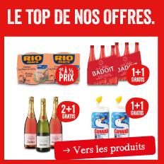Top offres Delhaize