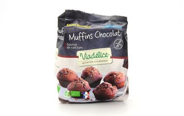 Muffins | Chocolade | Glutenvrij | Bio