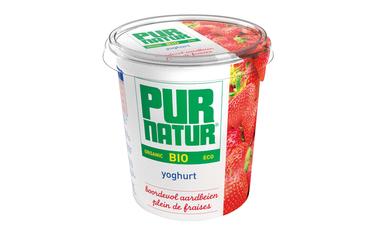 Yoghurt | Aardbei | Bio