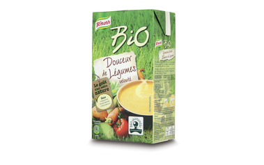 Knorr          Soep | Tuingroenten | Bio