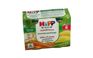 Hipp          Groentemengeling   Bio   6M